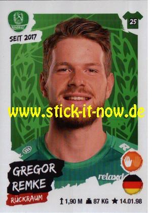 """LIQUI MOLY Handball Bundesliga """"Sticker"""" 20/21 - Nr. 130"""
