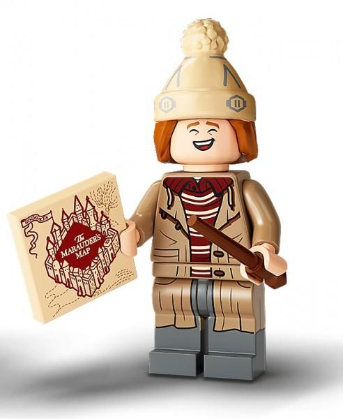 """Lego Minifiguren """"Harry Potter"""" Serie 2 (2020) - George Weasley - Nr. 11"""