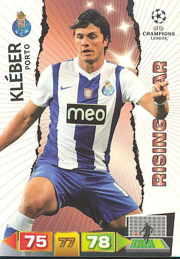 Kleber - Panini Adrenalyn XL CL 11/12 - FC Porto - Rising Star