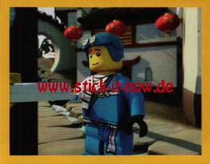 "Lego Ninjago Legacy ""Stickerserie"" (2020) - Nr. 28"