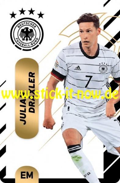 """Ferrero Team Sticker EM 2020 (2021) - """"Action"""" Nr. 16 ( Draxler )"""