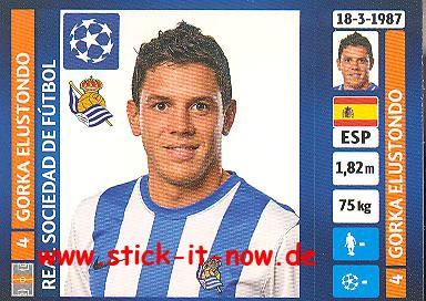 Panini Champions League 13/14 Sticker - Nr. 76