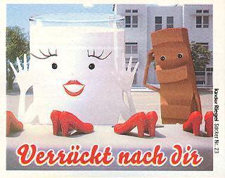 """Kinderriegel """"Milky & Schoki Memories"""" - Nr. 23"""