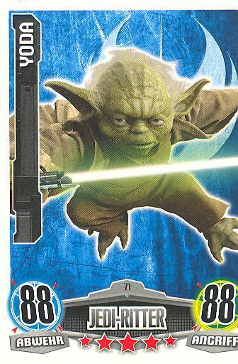 Topps-Star Wars Universe-Sticker 71