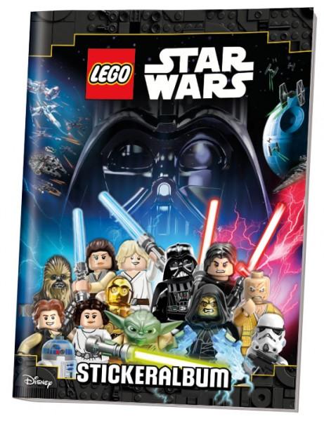 """Lego Star Wars """"Sticker-Serie"""" (2020) - Stickeralbum"""