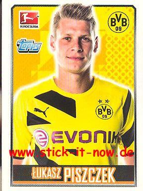 Topps Fußball Bundesliga 14/15 Sticker - Nr. 55