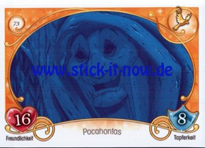 Topps Disney Princess Trading Cards (2017) - Nr. 73