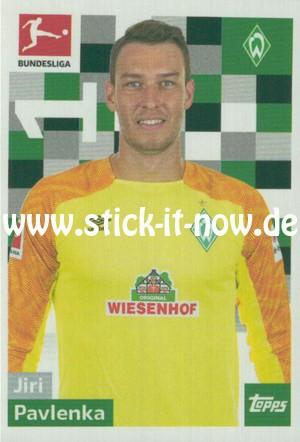 "Topps Fußball Bundesliga 18/19 ""Sticker"" (2019) - Nr. 35"