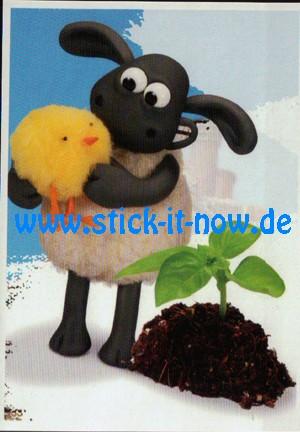 """Aldi Nord - Shaun das Schaf """"Sticker"""" - Nr. 158"""