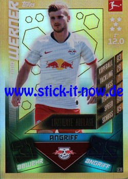 "Topps Match Attax Bundesliga 2019/20 ""Action"" - Nr. LE36 ( Limited Edition )"