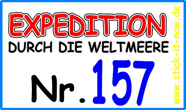 Sky & Plaza - Expedition durch die Weltmeere - Nr. 157