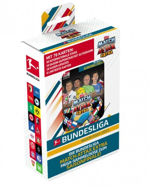 "Topps Match Attax Bundesliga 2020/21 ""Extra"" - Mega Tin"
