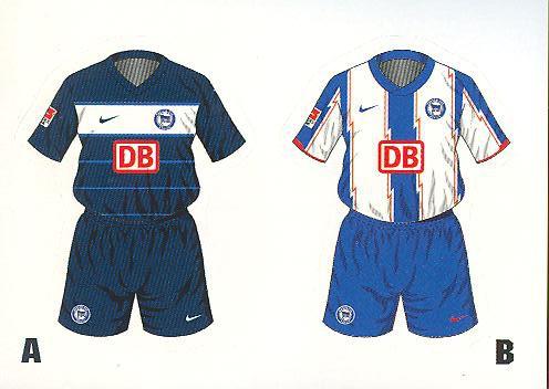 Topps Fußball Bundesliga 11/12 - Sticker - Nr. 4