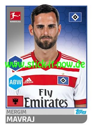 "Topps Fußball Bundesliga 17/18 ""Sticker"" (2018) - Nr. 99"