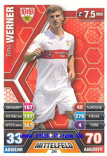 Match Attax 14//15-89-Vaclav KADLEC