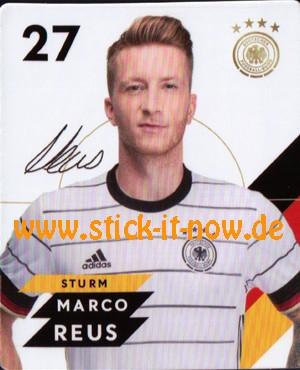 Rewe DFB Sammelkarten EM 2020 - Marco Reus - Nr. 27