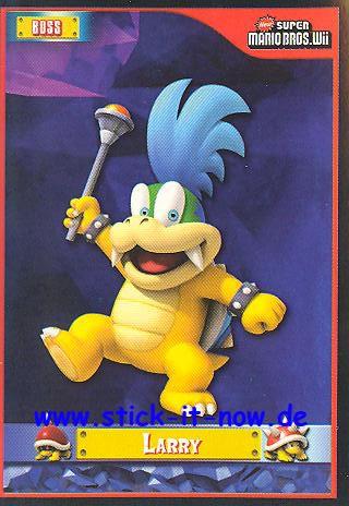 Super Mario Bros.Wii - Sticker - Nr. 17