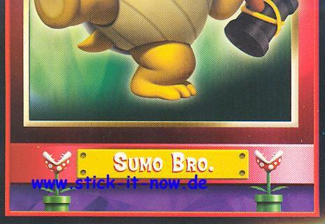 Super Mario Bros.Wii - Sticker - Nr. 52