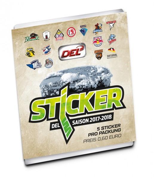 DEL - Deutsche Eishockey Liga 17/18 Sticker - Stickertüte