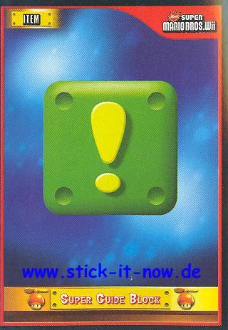 Super Mario Bros.Wii - Sticker - Nr. 119