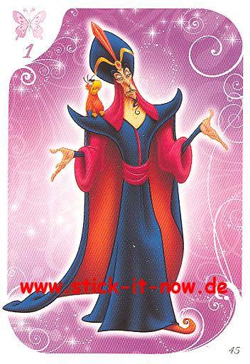 Topps - Disney Princess / Disney Prinzessin - Nr. 45