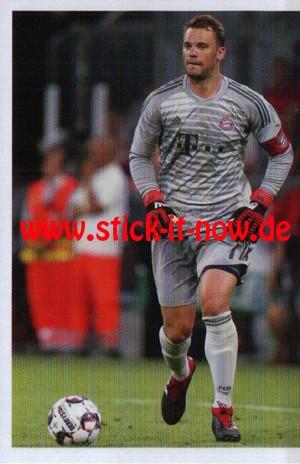 "FC Bayern München 18/19 ""Sticker"" - Nr. 20"