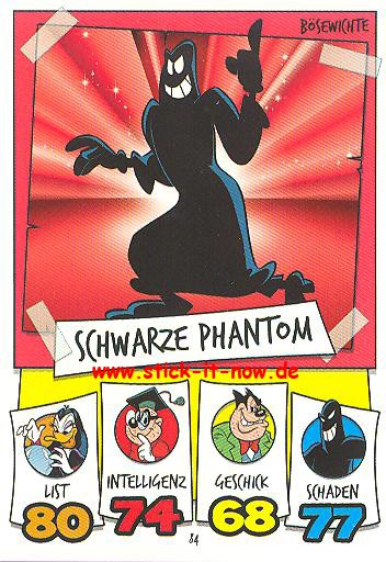 Duck Stars - Schwarze Phantom - Nr. 84