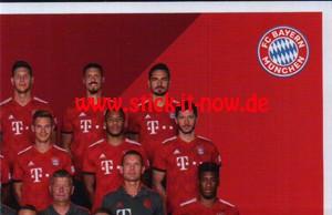 "FC Bayern München 18/19 ""Sticker"" - Nr. 3"