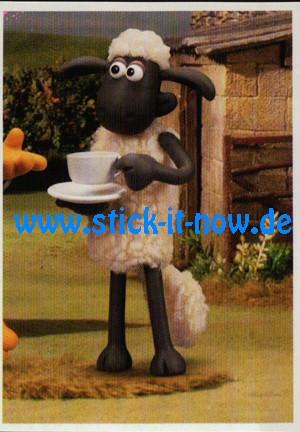 """Aldi Nord - Shaun das Schaf """"Sticker"""" - Nr. 102"""