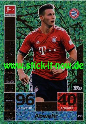 "Topps Match Attax Bundesliga 18/19 ""Action"" - Nr. 491 (Matchwinner)"