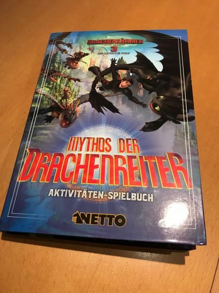 Netto - Mythos der Drachenreiter (2019) - Sammelalbum