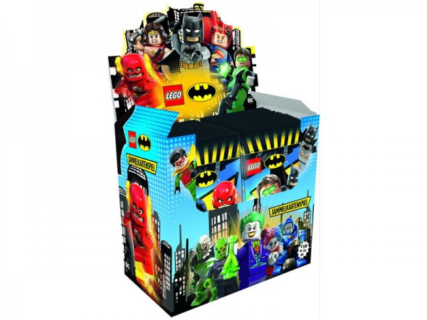 Lego Batman Trading Cards (2019) - Display (50 Booster)