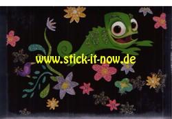"""Rapunzel - Die Serie """"Sticker"""" (2018) - Nr. 79 (Glitzer)"""