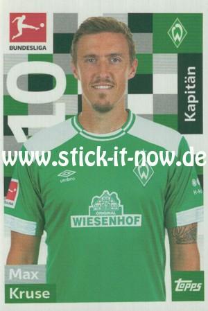 "Topps Fußball Bundesliga 18/19 ""Sticker"" (2019) - Nr. 45"