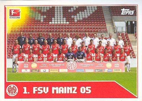 Topps Fußball Bundesliga 11/12 - Sticker - Nr. 253