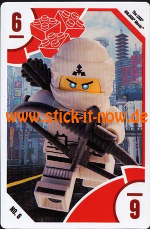 "Lego Sammelkarten ""toysRus"" (2017) - Nr. 6"