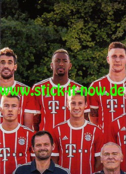 FC BAYERN MÜNCHEN - Trading Cards - 2018 - Nr. 71