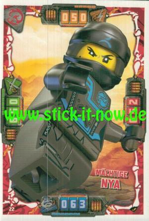 Lego Ninjago Trading Cards - SERIE 4 (2019) - Nr. 22