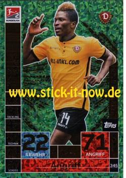 Topps Match Attax Bundesliga 18/19 - Nr. 345 (Hattrick-Held)